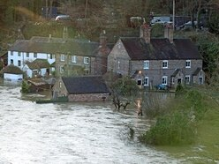 Flood defences work, but cannot protect every home: Environment Agency boss
