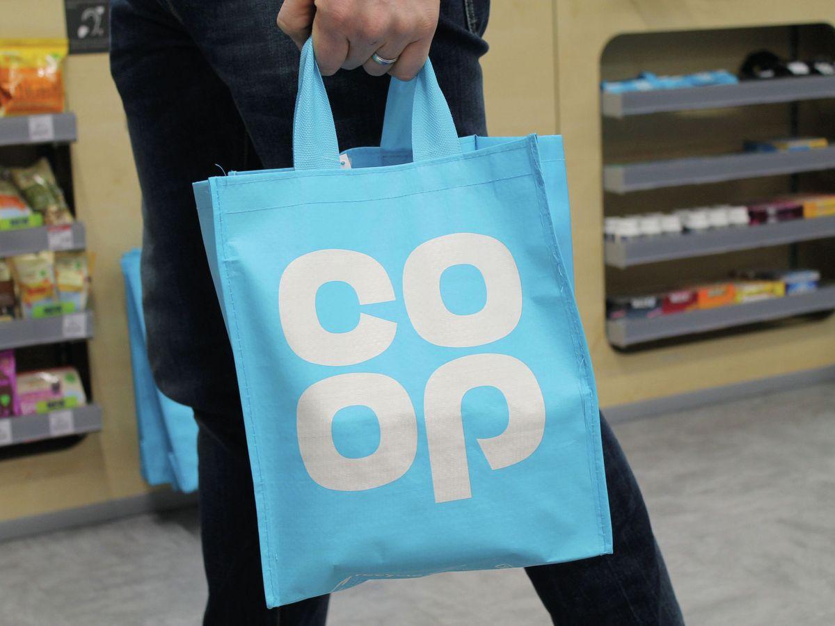 A Co-op bag