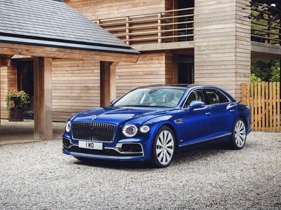 Bentley reveals limited-run Flying Spur First Edition
