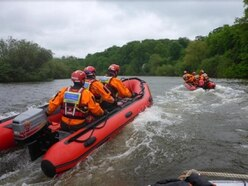 West Mercia Search and Rescue team handed £5,725