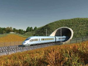 Phase 2a of HS2 has been given Royal Assent