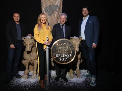 Game Of Thrones exhibition to open in Belfast