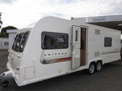 £14,000 caravan stolen from Shropshire dealership