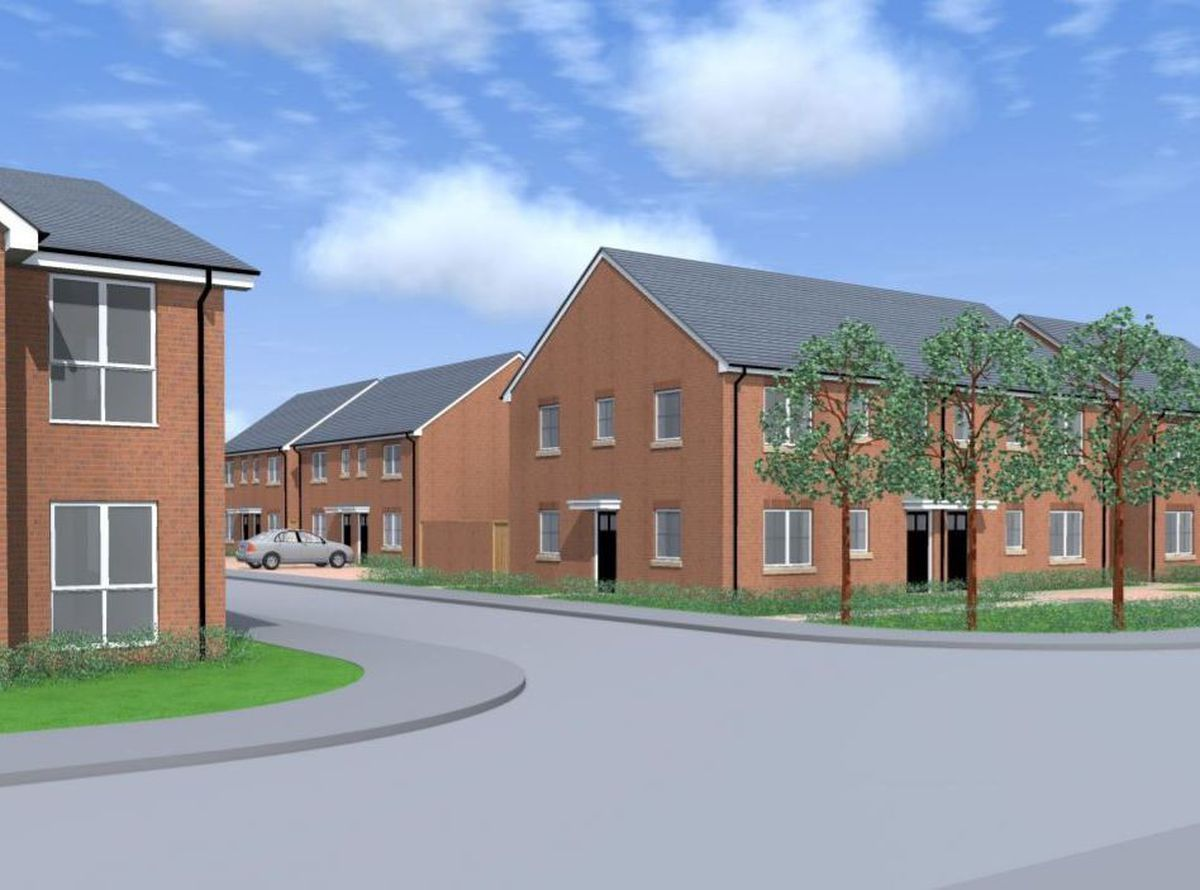 Housing is set to replace the bowls club