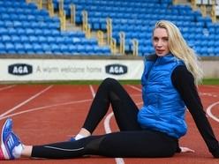Commonwealth Games 2018: Bridgnorth athlete Beth Partridge ready to jump to challenge