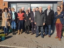 Bridgnorth welcomes French and German 'twins' to town
