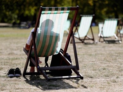 Summer set for last hurrah as Britons to bask in 26C heat this weekend