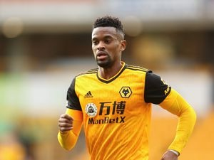 Nelson Semedo of Wolverhampton Wanderers.