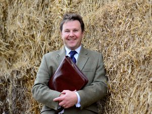 Shropshire Star farming column columnist  Paul Madeley, Madeleys Chartered Surveyors Director and Founder..