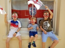 Flying the flag for England: Here's our Star Witness winning photo