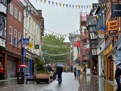 Shoppers loyal to Shrewsbury's stores but urge improvements