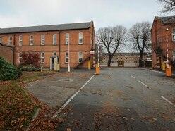 Public art space in homes plan for Shrewsbury's Copthorne Barracks site