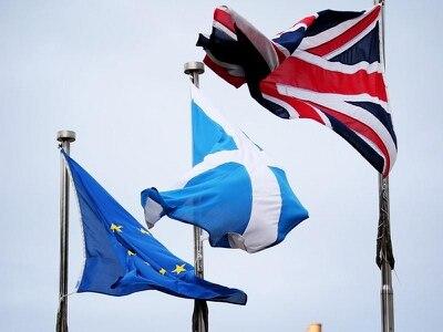 Minister denies seeking vetos over UK-wide post-Brexit trade deals