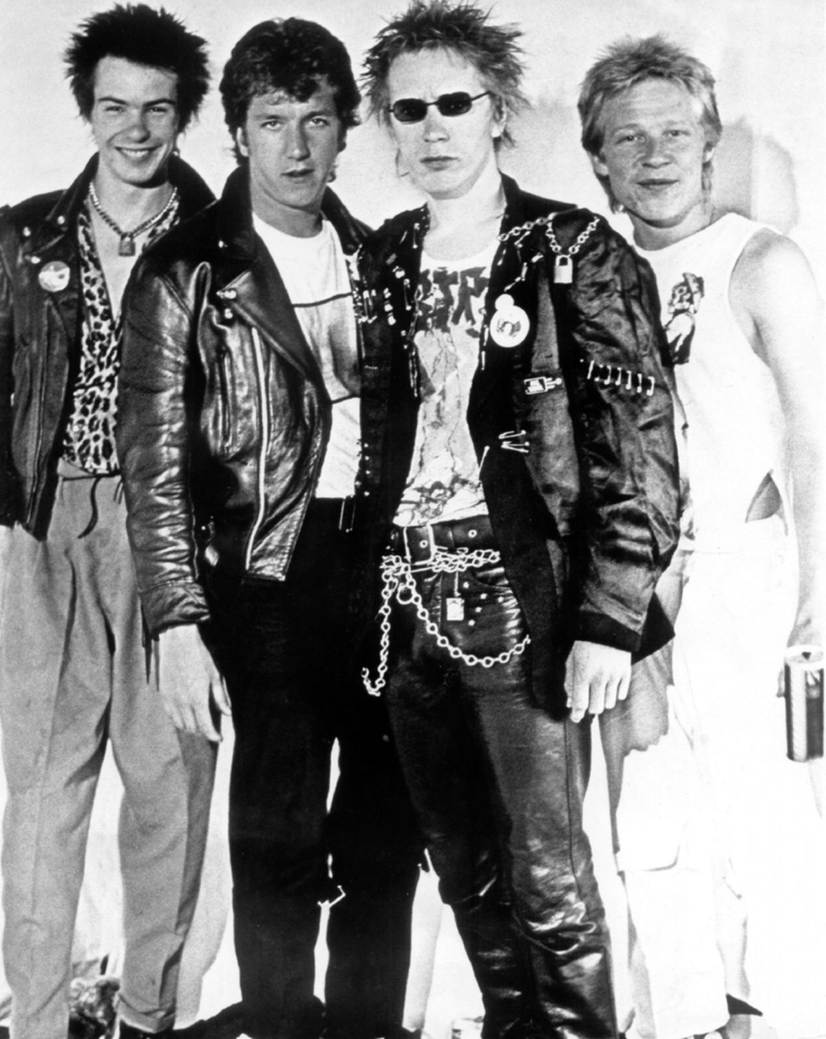 The Sex Pistols played Newport in 1977.
