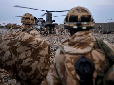 New helpline for troops with mental health problems launched