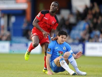Stockport 3 AFC Telford 2 - Match highlights