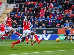 Rotherham 1 Shrewsbury Town 2 - Report and pictures