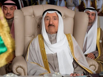 Kuwait ruler sacks son and another minister amid embezzlement scandal