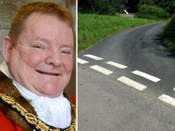 Vince Hunt: Councillor's resurfaced road was not listed as needing work by parish council