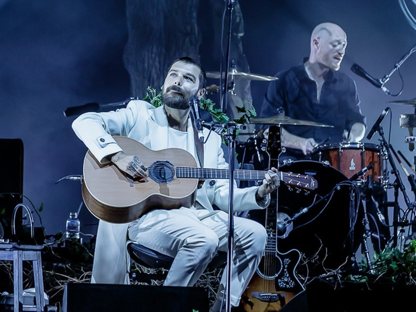 Biffy Clyro, Symphony Hall, Birmingham - review with pictures