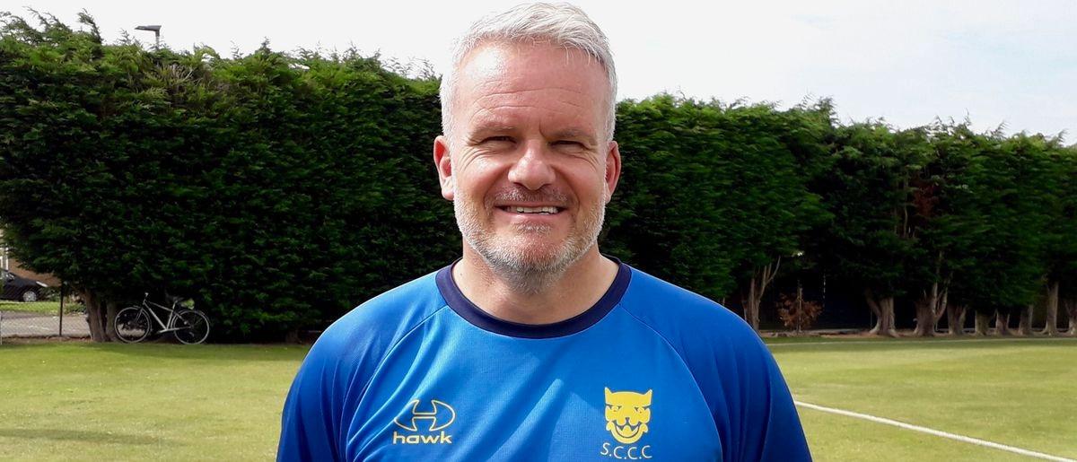 Shropshire academy coach Ian Roe