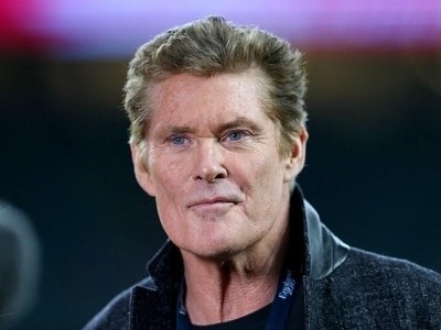 Hasselhoff wants to meet student officer dubbed 'The Hoff' after heroic rescue