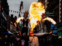 Shoppers urged to show support for Whitchurch festival