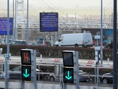 Eurotunnel sees demand return quicker than airlines