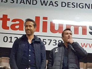 Maidenhead United v Wrexham AFC – Vanarama National League – York Road