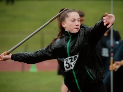 No rain no gain as Shropshire pupils battle for athletics titles