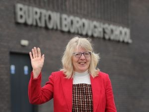 Philippa Pickering is retiring after 16 years at Burton Borough School, Newport