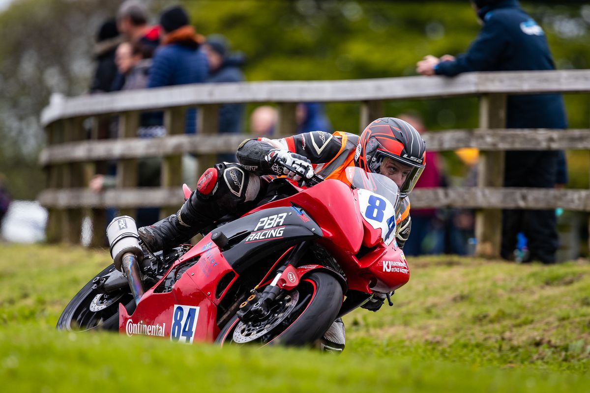 Evans narrowly missed out on a podium. Picture: Michael Wincott