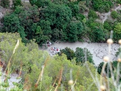 Eight killed as flash flood hits hikers in Italian gorge