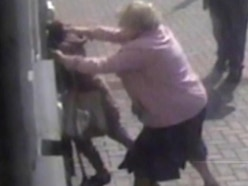 Woman, 81, who fought off mugger says attacker 'picked wrong one'