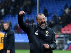 Nuno not setting Wolves targets