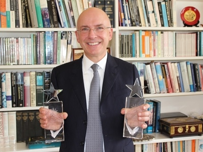 Shropshire college is nine times winner of top school award