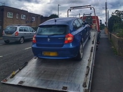 Car with cloned plates caught out driving in Telford