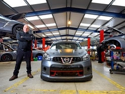 The Telford workshop where speed is king