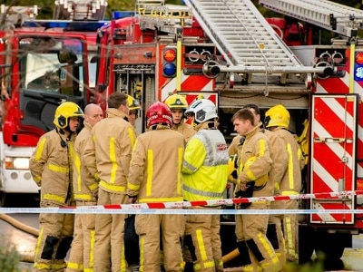 Kitchen electrical fault starts Shrewsbury house fire