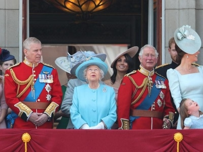Why has the Duke of York stepped aside?