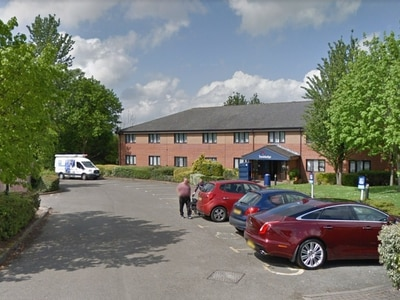 Man injured in armed attack at Shrewsbury hotel car park