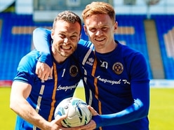 Super Shaun shuns stag do for Shrewsbury