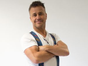Craig Phillips is now a celebrity builder and mental health speaker