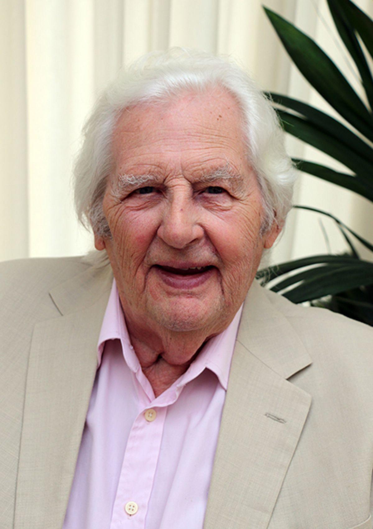 Richard Harper turned 90 in June.