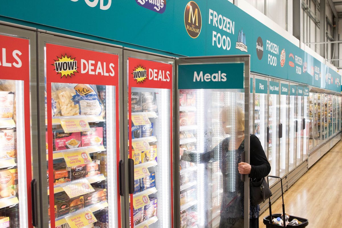 Poundland has bought Fultons to expand its frozen food offering
