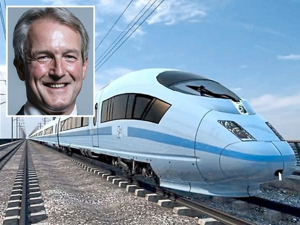 MP Owen Paterson calls for HS2 to be abandoned