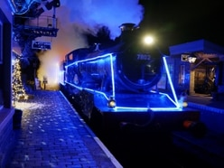 Severn Valley Railway's Bridgnorth Station to host first Christmas services in 40 years