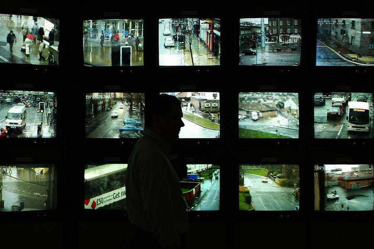 Overhaul of Shrewsbury's CCTV system planned