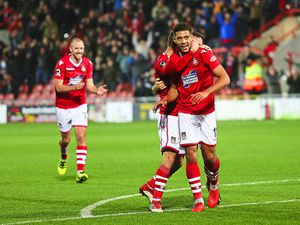 Rekeil Pyke scored five goals and had five assists Picture: Wrexham Leader