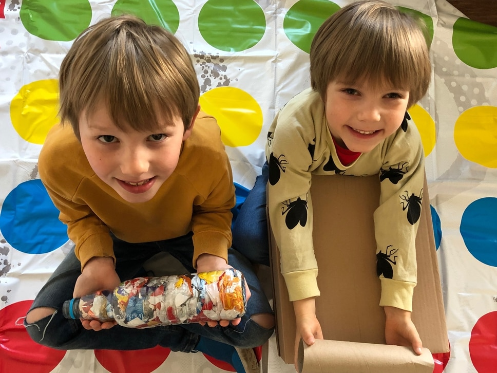 Cardboard city to feature at festival